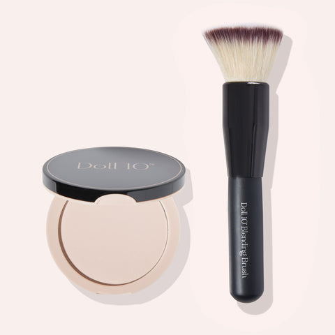 Finishing Touch Blending Powder + Brush