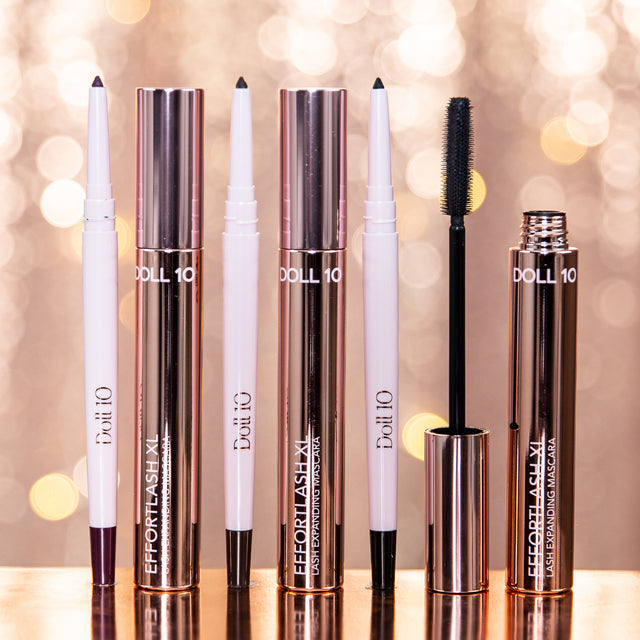 Wink of an Eye 6-Piece Mascara & Eyeliner Collection