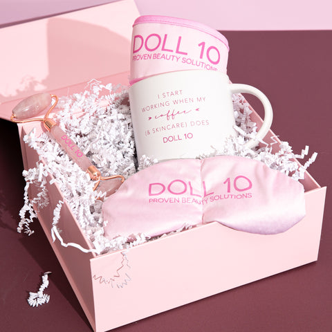 Doll 10 Self-Care Merch Box