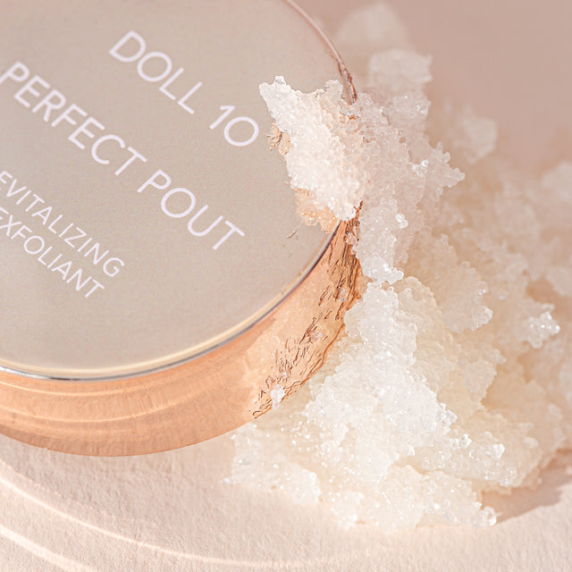 Perfect Pout Revitalizing Lip Exfoliant