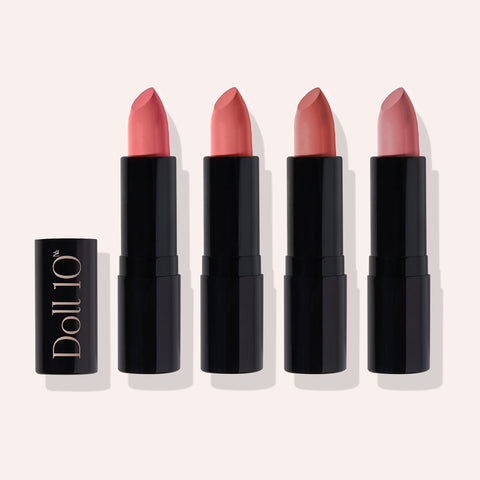 Nude Craze Lip Rouge Collection