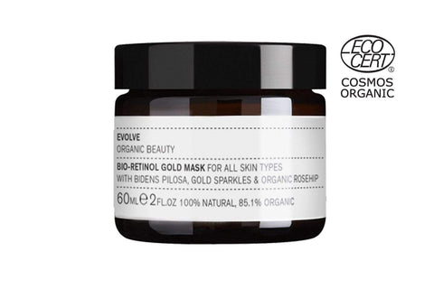 Bio-Retinol Gold Mask - 60ml