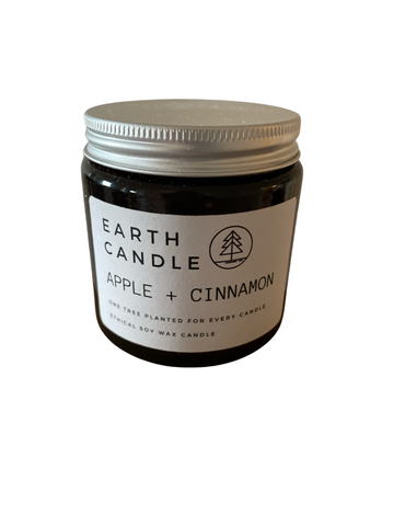 Apple and Cinnamon Candle -120ml