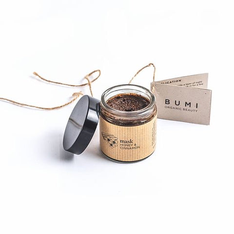 Face Mask: Honey & Cinnamon 30ml
