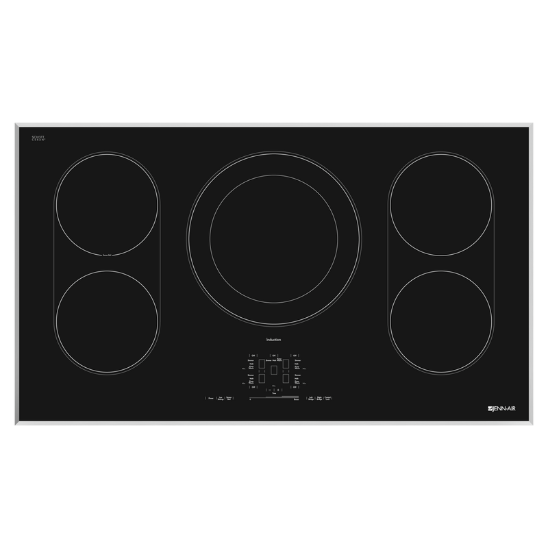 "Euro-Style 36"" Induction Cooktop JIC4536XS"