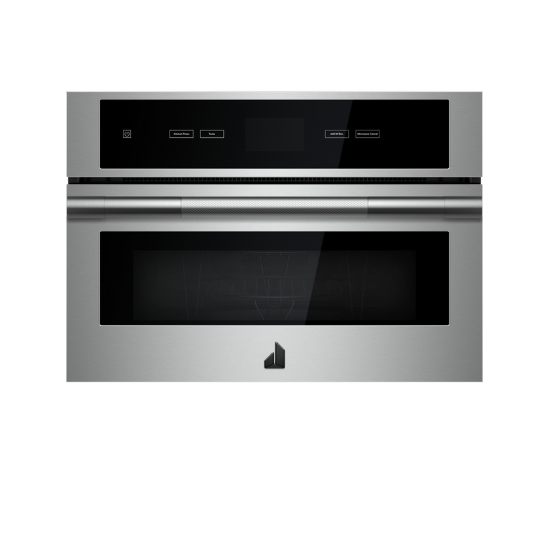 "RISE™  27"" BUILT-IN MICROWAVE OVEN WITH SPEED-COOK JMC2427IL"