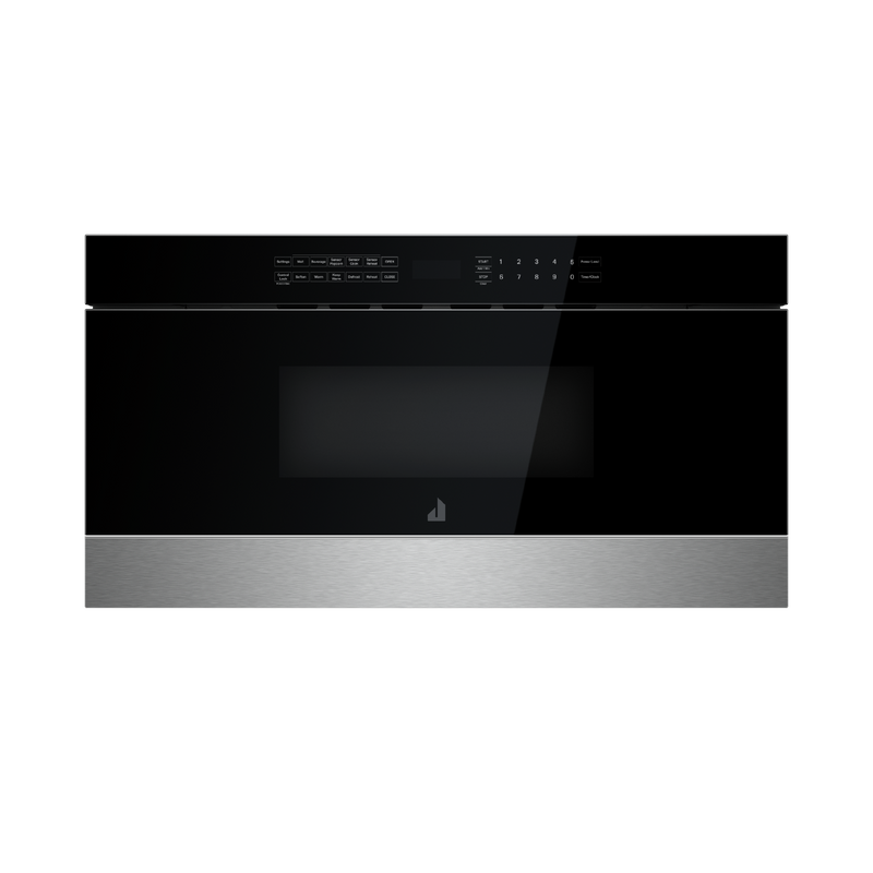 "30"" NOIR™ Undercounter Microwave Oven with Drawer Design JMDFS30HM"