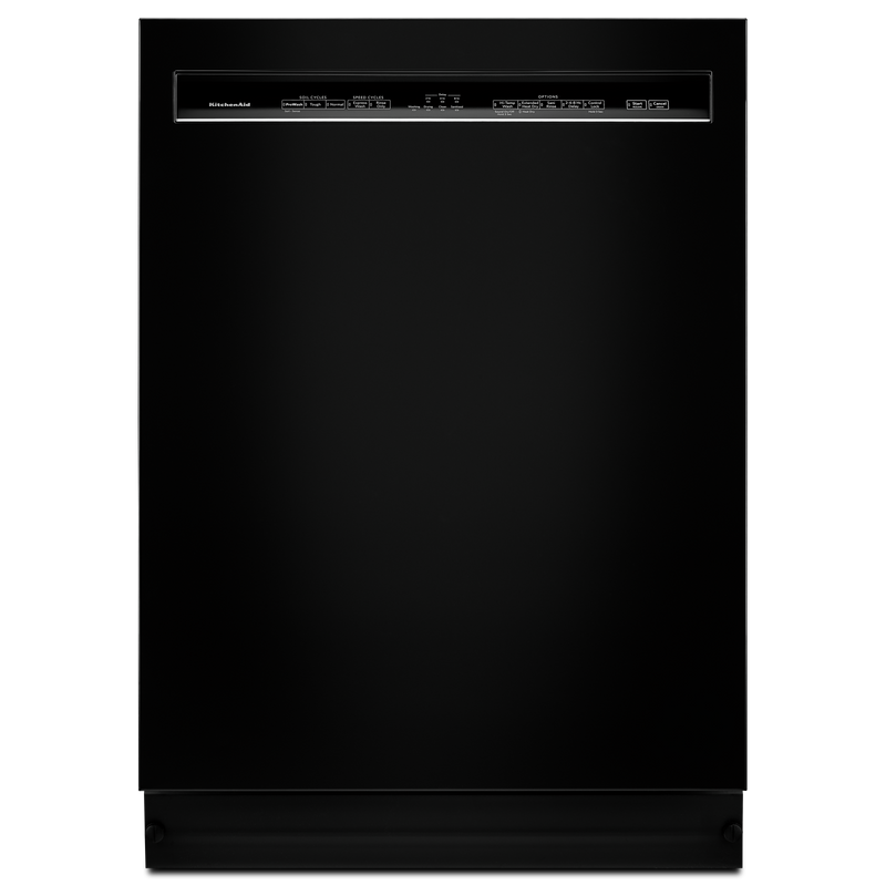 46 DBA Dishwasher with ProWash™ Cycle and PrintShield™ Finish, Front Control KDFE104HBS