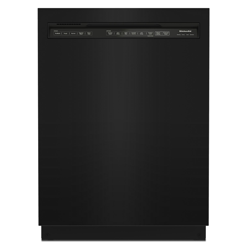 39 dBA Dishwasher in PrintShield™ Finish with Third Level Utensil Rack KDFE204KBS