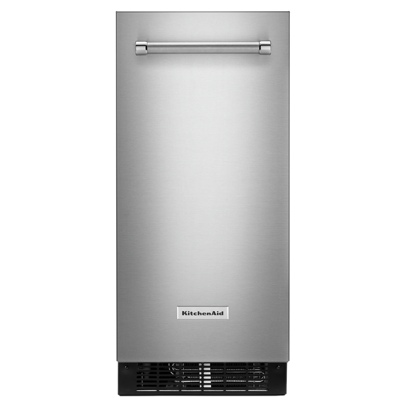 15'' Automatic Ice Maker with PrintShield™ Finish KUIX535HBS