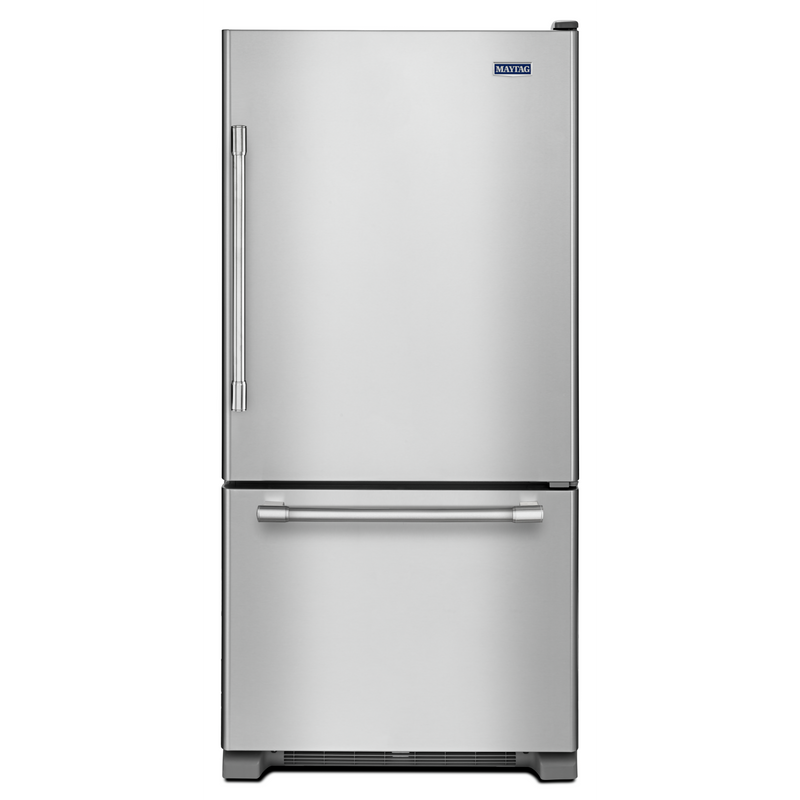 30-inch Bottom Freezer Refrigerator with Freezer Drawer MBR1957FEZ