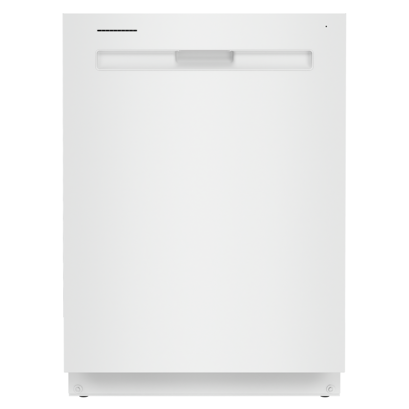 Top control dishwasher with Third Level Rack and Dual Power Filtration MDB8959SKW