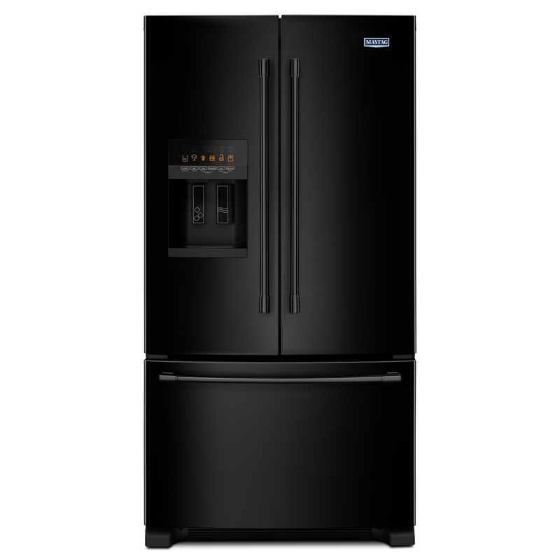 Maytag® 36- Inch Wide French Door Refrigerator with PowerCold® Feature - 25 Cu. Ft. MFI2570FEZ