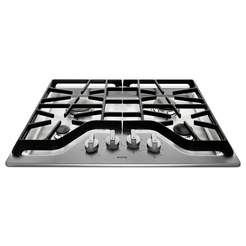 30-inch 4-burner Gas Cooktop with Power™ Burner MGC7430DS