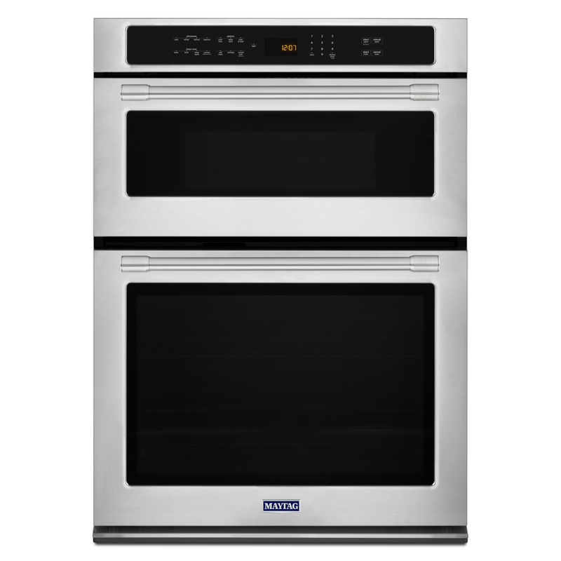 30-INCH WIDE COMBINATION WALL OVEN WITH TRUE CONVECTION - 6.4 CU. FT. MMW9730FZ