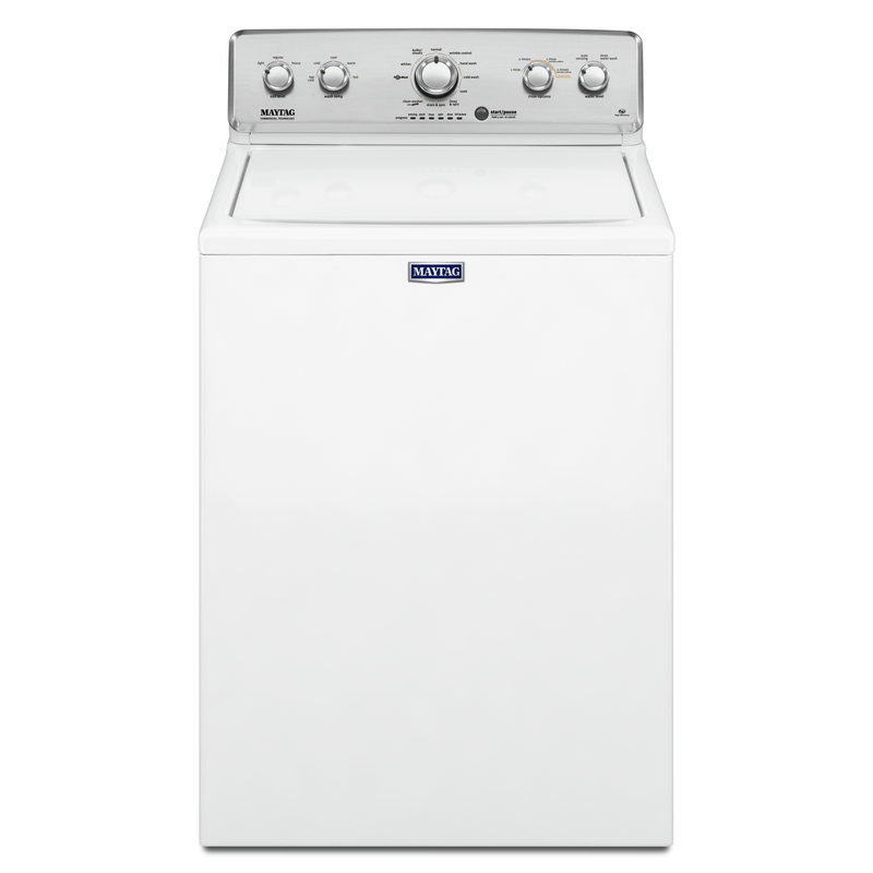 Top Load Washer with the Deep Water Wash Option and PowerWash® Cycle – 4.9 cu. ft. I.E.C. MVWC565FW