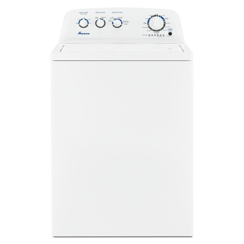 4.4 cu. ft. Top-Load Washer with High Efficiency Agitator NTW4519JW