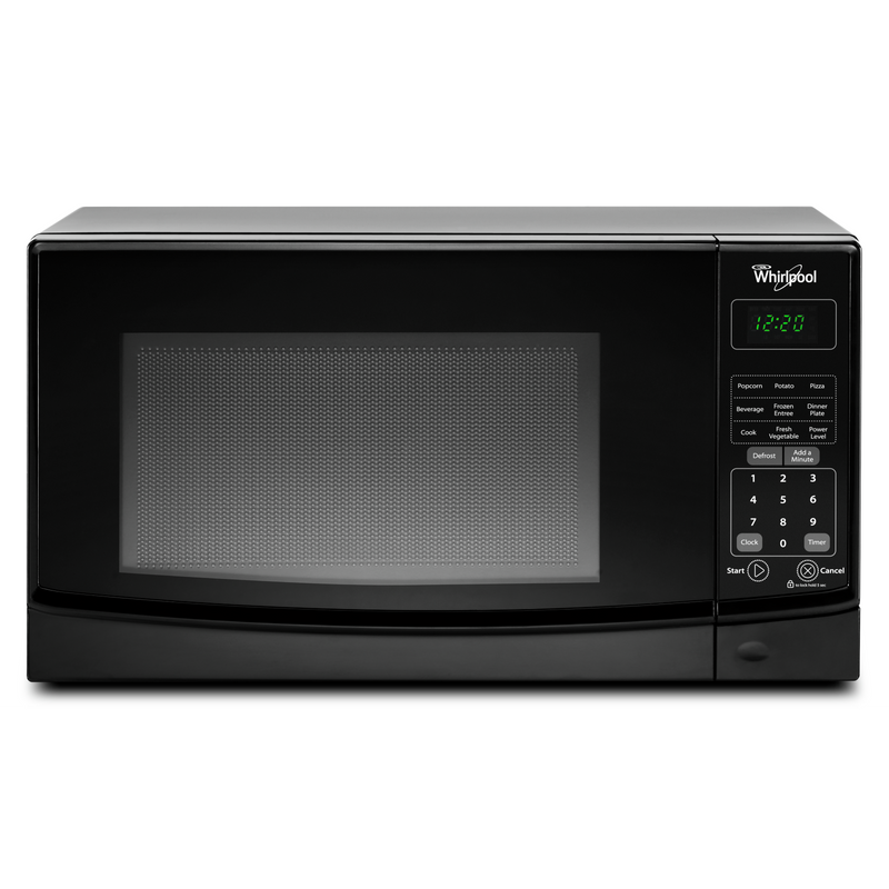 Whirlpool® 0.7 cu. ft. Countertop Microwave with Electronic Touch Controls WMC10007AB
