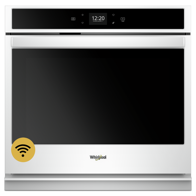 5.0 cu. ft. Smart Single Wall Oven with Touchscreen WOS51EC0HB