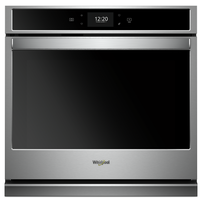 4.3 cu. ft. Smart Single Wall Oven with True Convection Cooking WOS72EC7HV