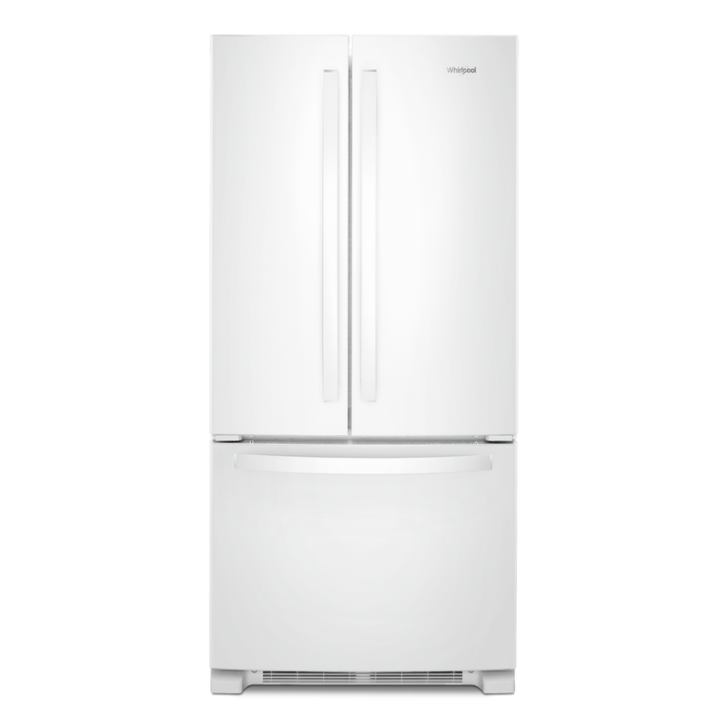 33-inch Wide French Door Refrigerator - 22 cu. ft. WRF532SNHW