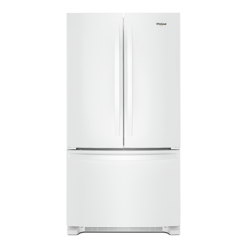 36-inch Wide French Door Refrigerator with Water Dispenser - 25 cu. ft. WRF535SWHZ