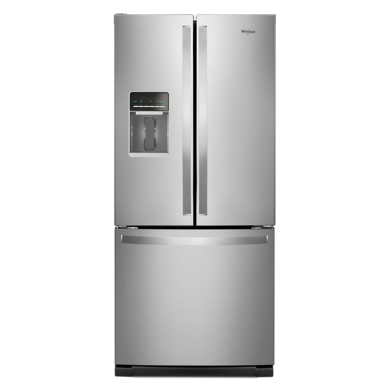 30-inch Wide French Door Refrigerator - 20 cu. ft. WRF560SEHZ