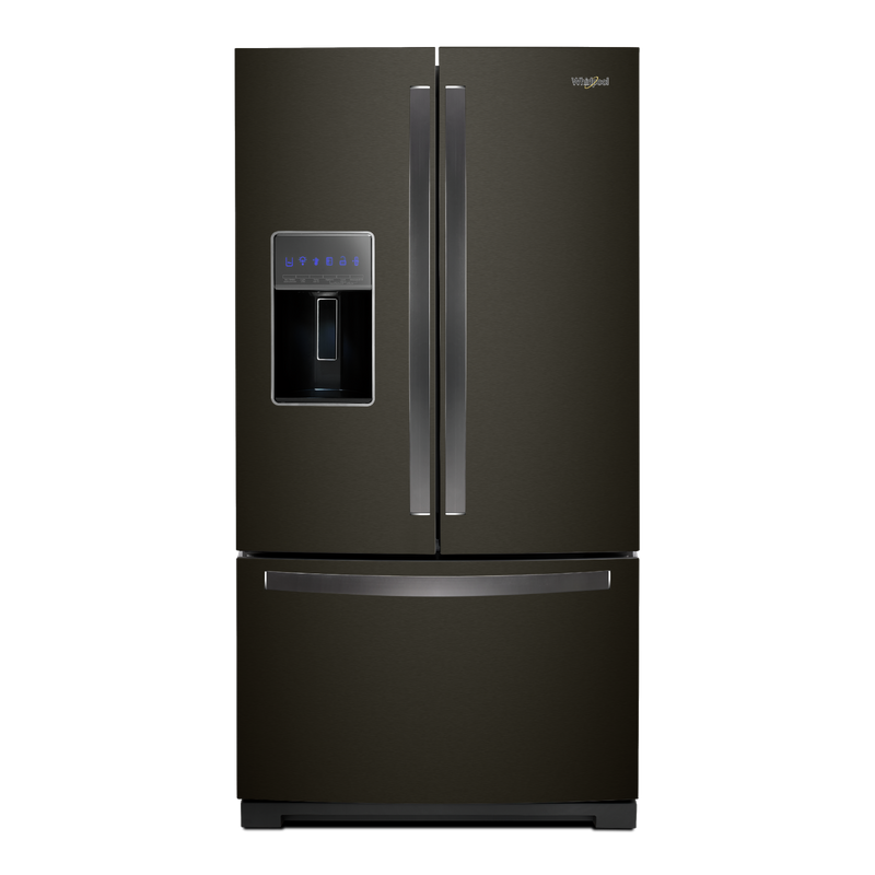 36-inch Wide French Door Refrigerator - 27 cu. ft. WRF757SDHV
