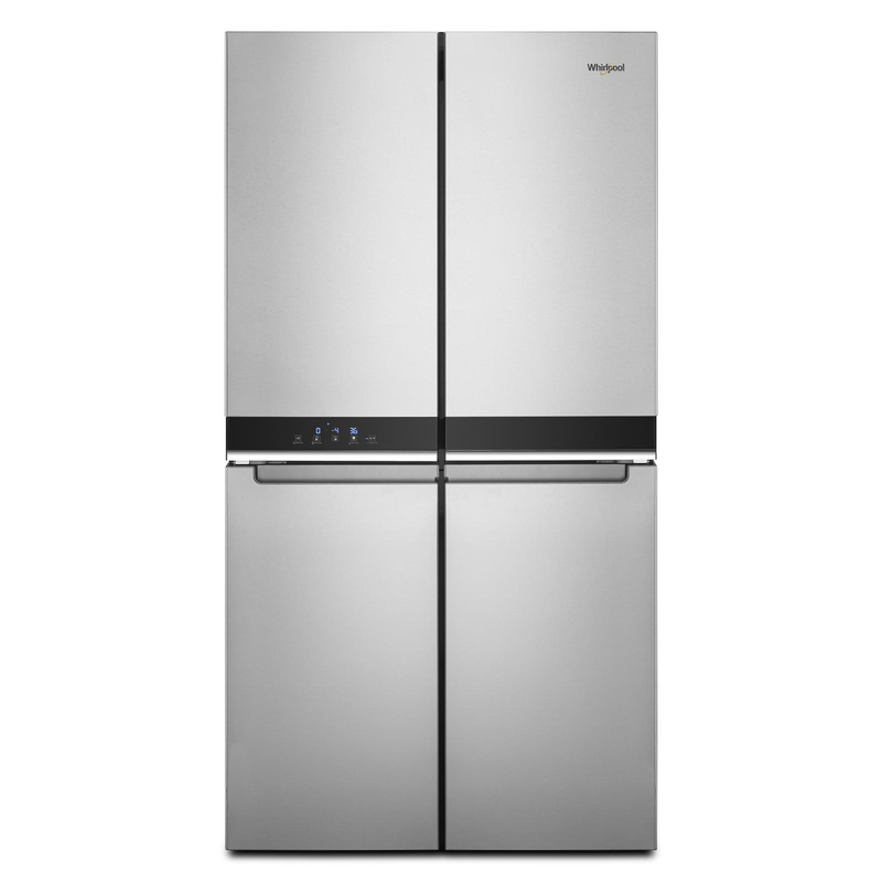 36-inch Wide Counter Depth 4 Door Refrigerator - 19.4 cu. ft. WRQA59CNKZ