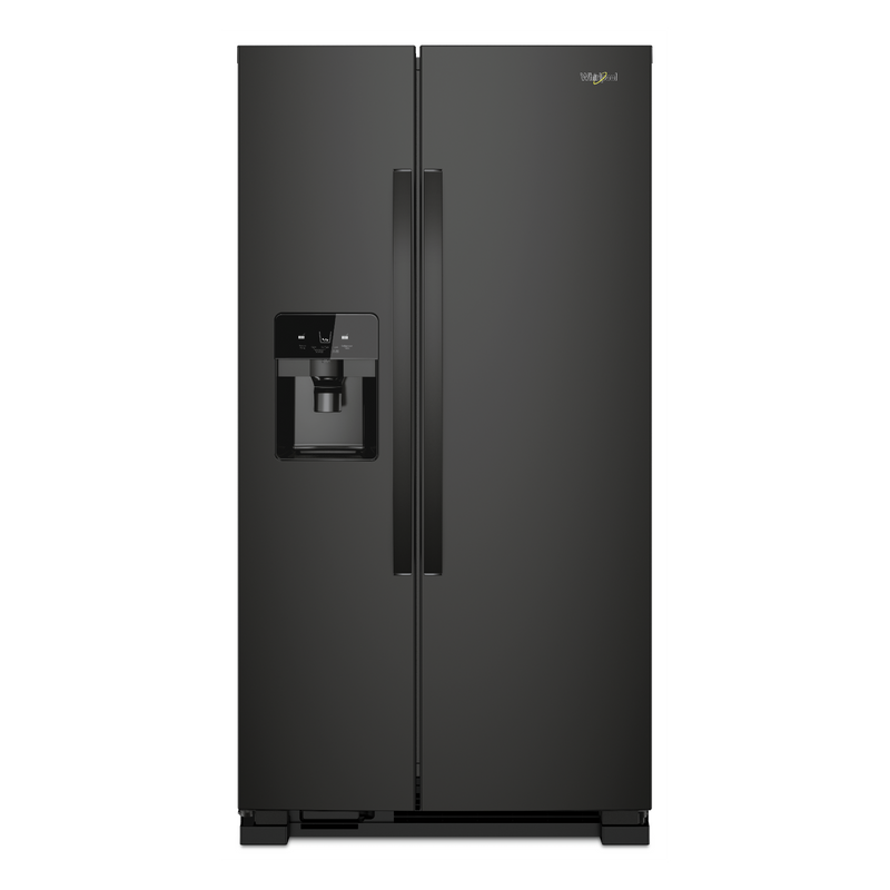 33-inch Wide Side-by-Side Refrigerator - 21 cu. ft. WRS321SDHW