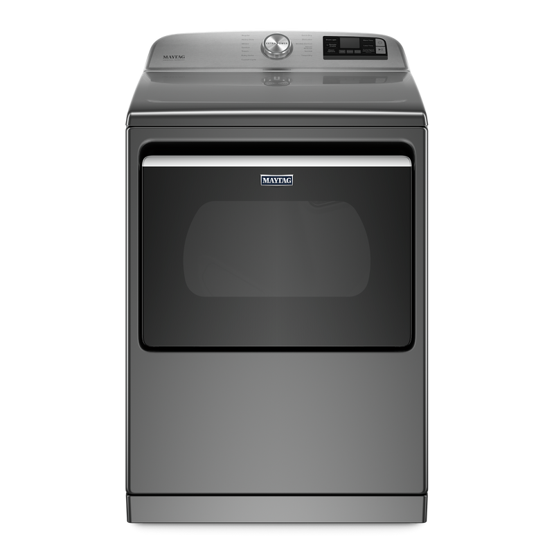 Smart Top Load Electric Dryer with Extra Power Button - 7.4 cu. ft. YMED7230HC