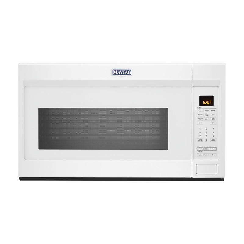 Over-the-Range Microwave with Dual Crisp feature - 1.9 cu. ft. YMMV4207JW