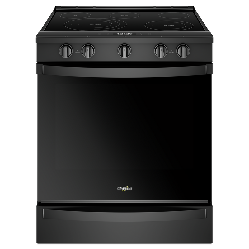 6.4 Cu. Ft. Smart Slide-in Electric Range with Frozen Bake™ Technology YWEE750H0HV
