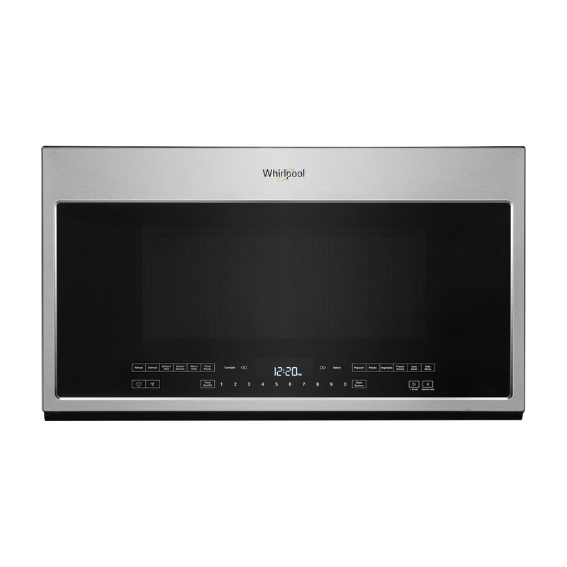 2.1 cu. ft. Over-the-Range Microwave with Steam cooking YWMH54521JV