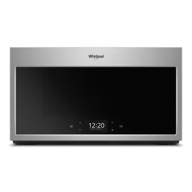 Smart 1.9 cu. ft. Over the Range Microwave with Multi-step cooking YWMHA9019HV