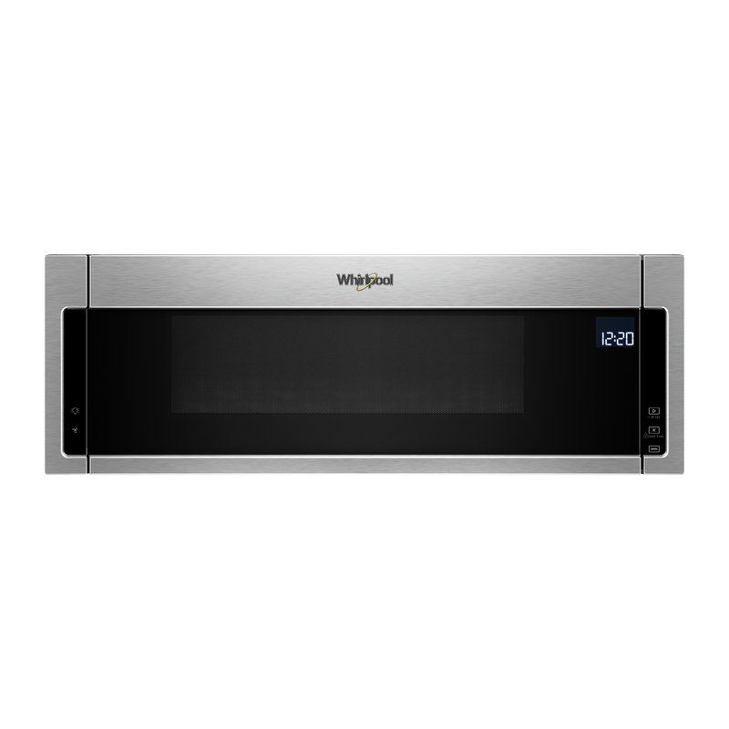 1.1 cu. ft. Low Profile Microwave Hood Combination YWML75011HW