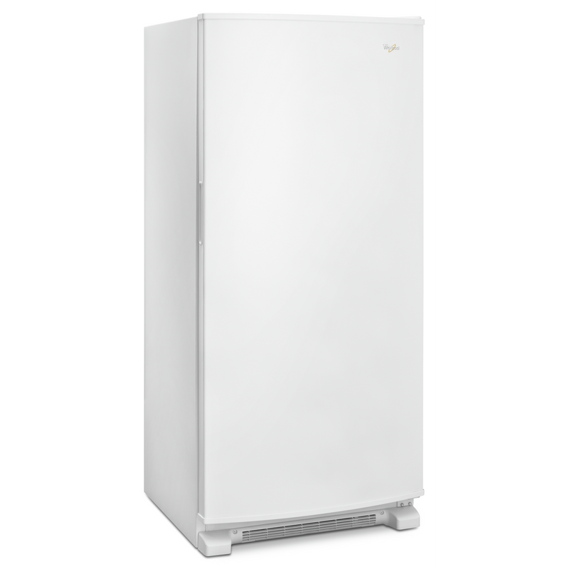 Whirlpool® 18 cu. ft. Upright Freezer with Adjustable Wire Shelves WZF34X18DW