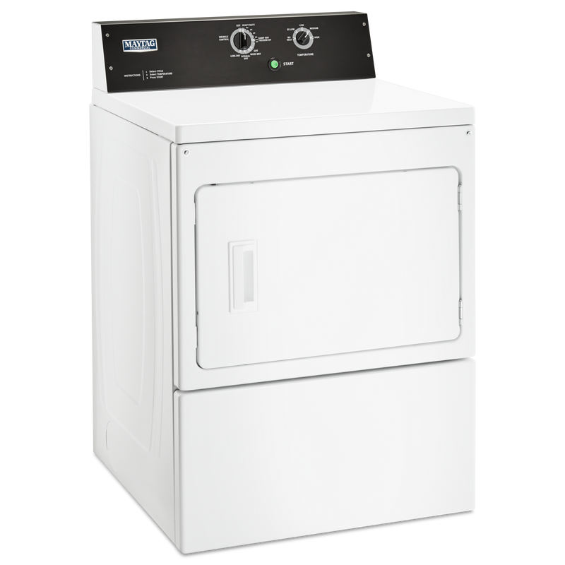 7.4 CU. FT. COMMERCIAL-GRADE RESIDENTIAL DRYER MGDP575GW