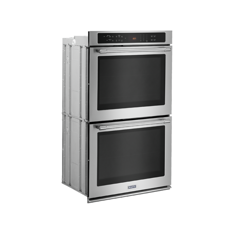 30-INCH WIDE DOUBLE WALL OVEN WITH TRUE CONVECTION - 10.0 CU. FT. MEW9630FZ