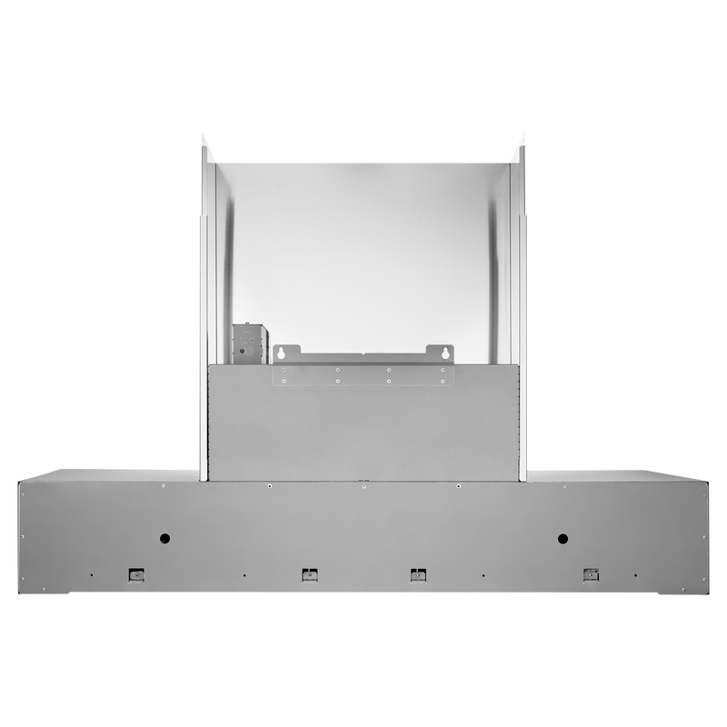 "48"" Commercial-Style Wall-Mount Canopy Range Hood KVWC958JSS"