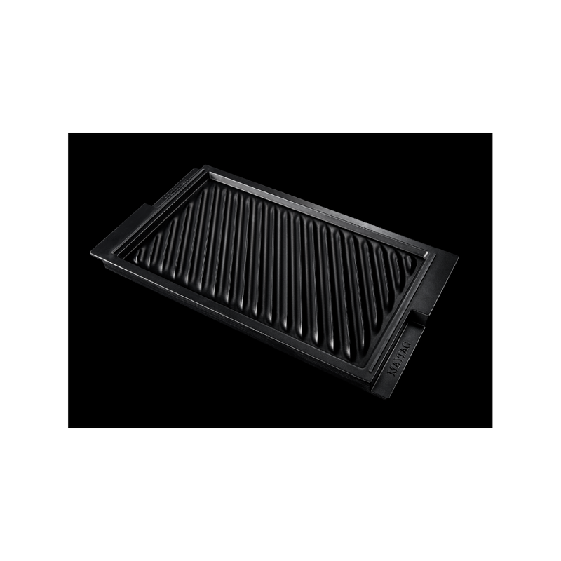 36-Inch Electric Cooktop with Reversible Grill and Griddle MEC8836HS