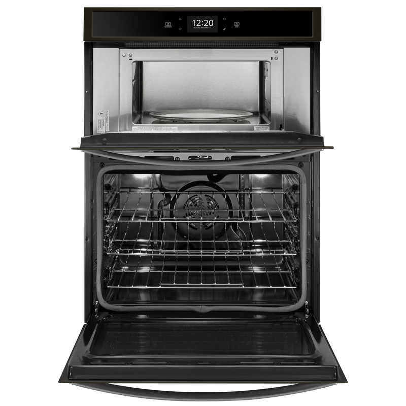 5.7 cu. ft. Smart Combination Wall Oven with Touchscreen WOC75EC7HV