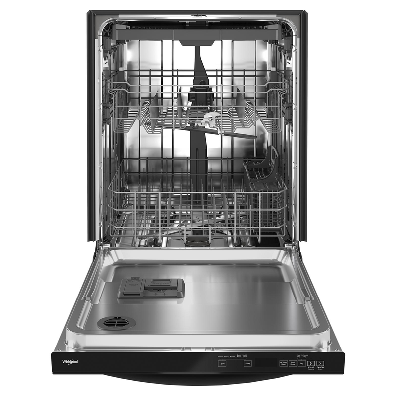 Large Capacity Dishwasher with 3rd Rack WDT750SAKB