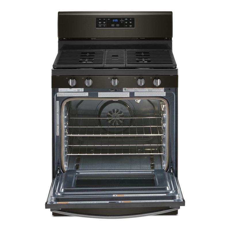 5.0 cu. ft. Whirlpool® gas convection oven with fan convection cooking WFG535S0JV