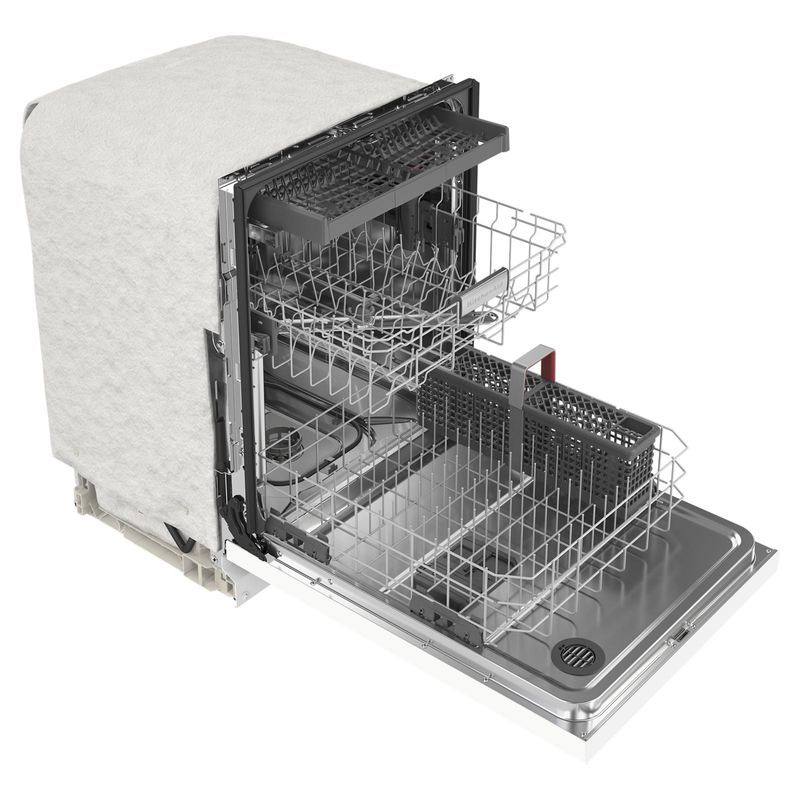 KitchenAid® 39 dBA Dishwasher with Third Level Utensil Rack KDFE204KWH