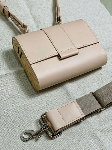 Sophie Summer beige small crossbody bag for autumn 2020
