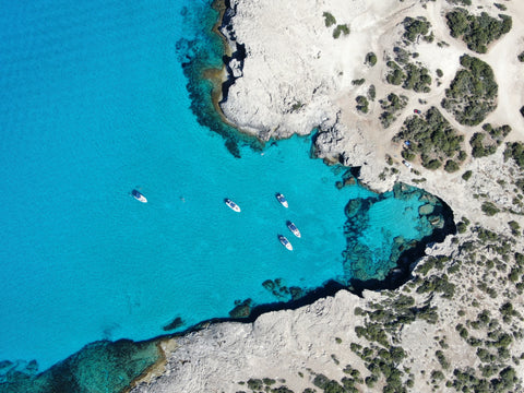 Blue waters, Photo by Datingscout