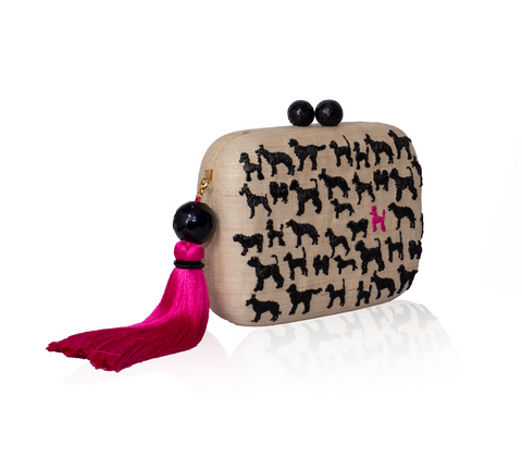 GUSTOKO By Paula Figueras Orly Clutch