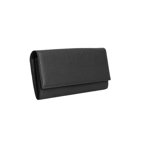 LUXTRA Esther vegan wallet black, profile