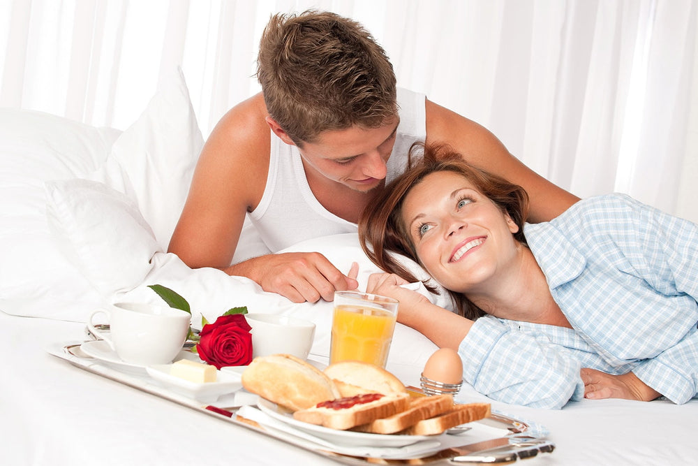 Tasteful and romantic ways to surprise your wife on Valentine's Day